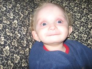 Frank Joseph - 15 months old