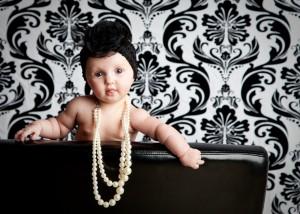 Little miss Claire :)